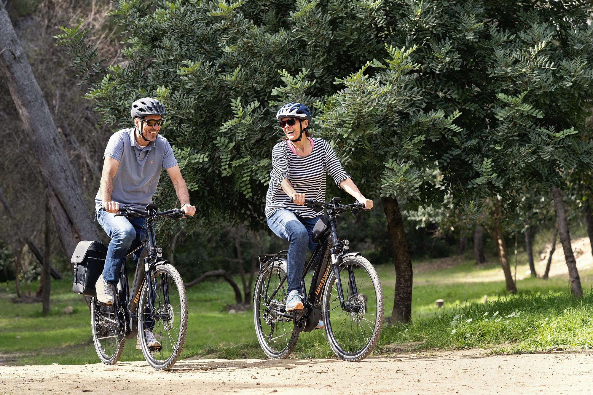 E-Bikes & E-Bike-Verleih